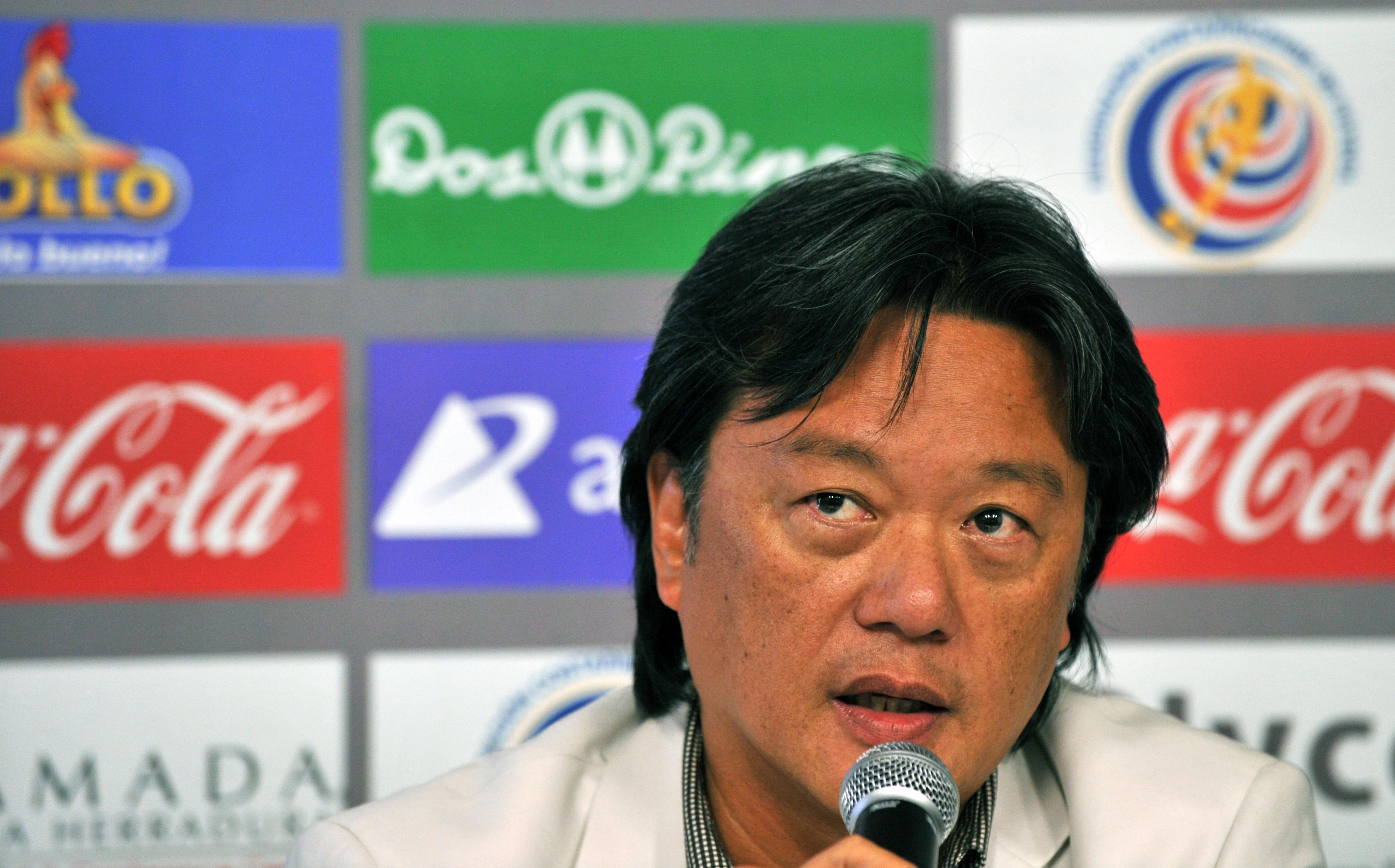 Eduardo Li, presidente de la Federación Costarricense de Fútbol (Getty Images)