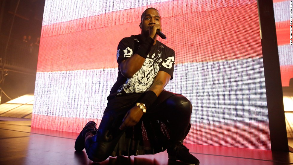 performs onstage as Samsung Galaxy Presents Jay-Z and Kanye West At SXSW 2014 on March 12, 2014 in Austin, Texas.