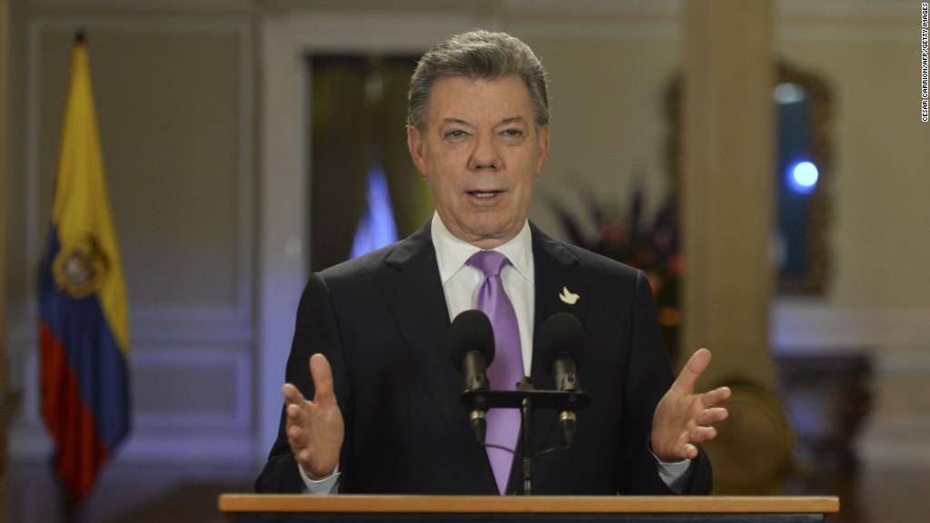 El presidente Santos quiere tener facultades extraordinarias para que acuerdos con las Farc sean implementados más rápidamente. (Crédito: Getty Images)