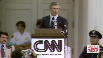 Ted Turner, fundador de CNN.