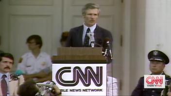 Ted Turner, fundador de CNN.