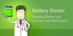Battery Doctor es una de las apps más populares para intentar mejorar la duración de nuestra batería.