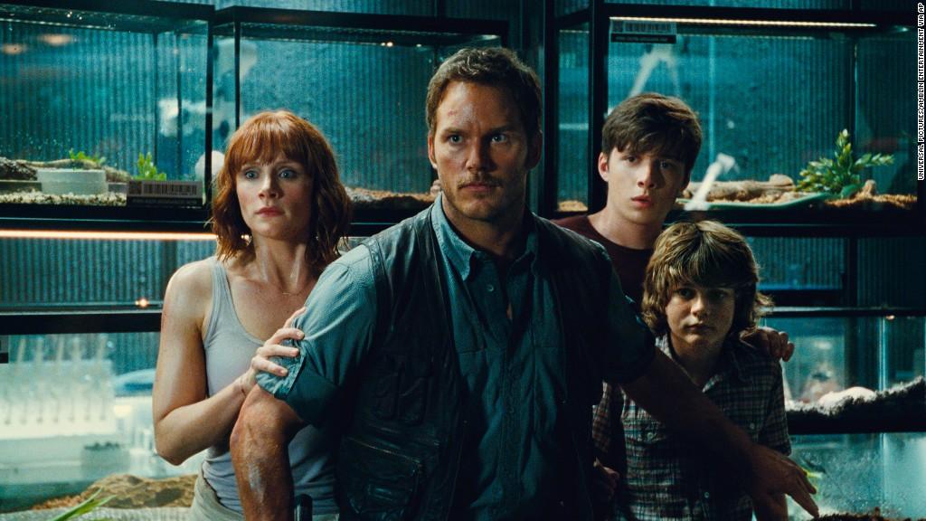 Los aficionados a los dinosaurios parecen decepcionados con la nueva entrega de la serie.