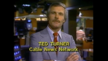 Ted Turner, fundador de CNN