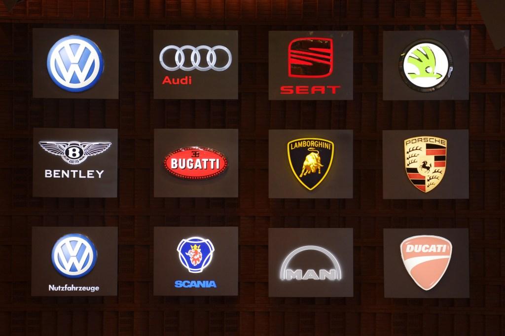 Audio y Porsche son algunas de las marcas en el portafolio de Volkswagen.