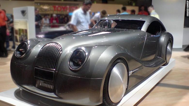 Lifecar, el carro propulsado por hidrógeno