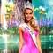 Olivia Jordan, de Oklahoma, fue la ganadora del concurso Miss USA. Crédito: Lee Celano/Getty Images for Miss USA