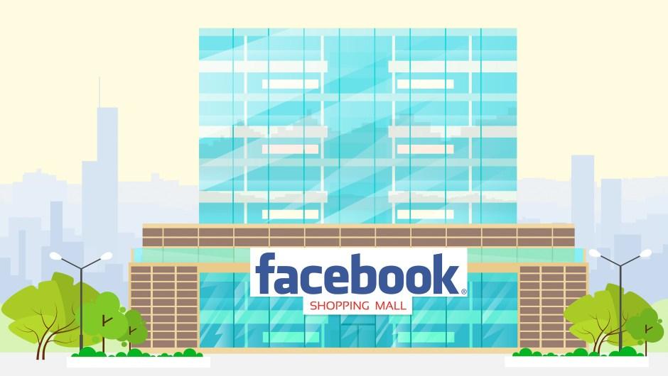 ¿Iremos de compras a Facebook?