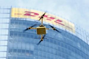 Al igual que en otros países como Alemania, DHL será un aliado de Amazone para los envíos y centros de recolección de productos, aunque por el momento no se habla de drones para este servicio. (Crédito:Andreas Rentz/Getty Images)