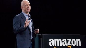 El diario NYT publicó un reportaje en el que acusa a Amazon de ser una empresa con condiciones laborales difíciles. Jeff Bezos defendió la compañía. (Crédito:David Ryder/Getty Images)