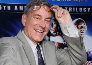 El escritor de 'Volver al futuro', Bob Gale.