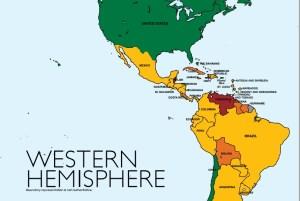 Chile es el país de la región mejor calificado, que cumplen con las normas para eliminar este delito. (Crédito: Departamento de Estado EE.UU.)