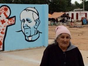 Bañado Norte es una de las zonas más vulnerables de Asunción, Paraguay. Sus habitantes esperan ansiosos la visita de Francisco. (Crédito: CNN/Sanie López)