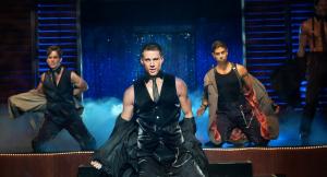 Channing Tatum magic mike movie still