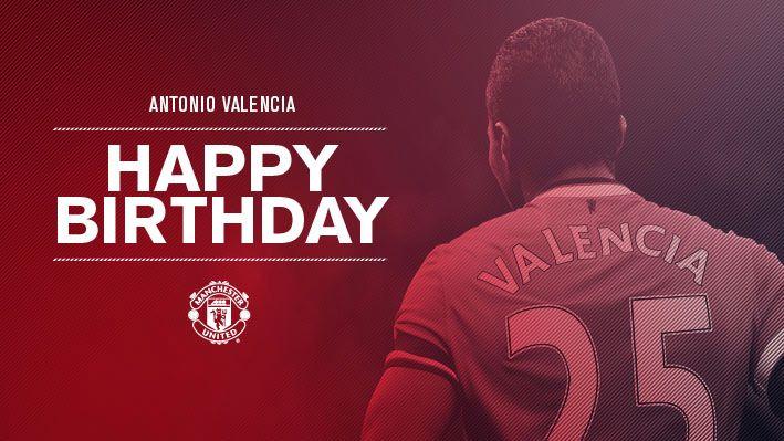Así felicitó el Manchester United al futbolista ecuatoriano. Crédito: Manchester United.