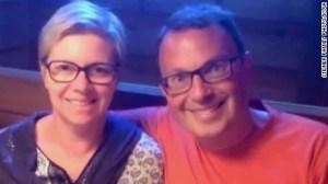 Ornella Steiner, de 51 años, y David Steiner, de 42, eran oriundos de Borgoña, Francia.