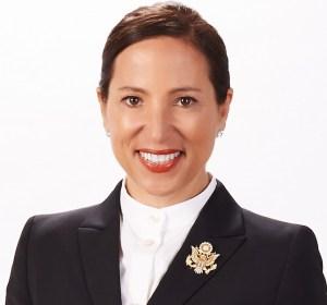 Eleni Kounalakis, exembajadora de EE.UU. en Hungría durante 2010-2013.