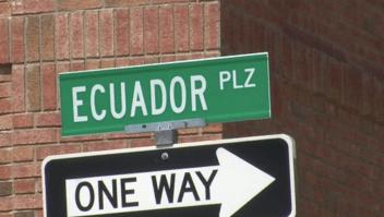 Calle Ecuador Nueva Jersey