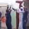 Médicos celebran el final del ébola