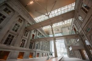 La Galería Nacional de Singapur se abrirá en noviembre de 2015. La nueva institución de arte visual albergará la mayor colección pública del mundo de artes modernas en Singapur y en el sudeste de Asia, desde el siglo XIX hasta nuestros días. (Crédito: National Gallery Singapore)