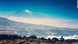 El volcán Teide –que está activo– hizo erupción por última vez en 1909.