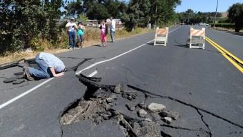 Terremoto NAPA