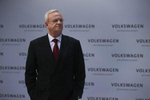 Martin Winterkorn, CEO de Volkswagen. (Crédito: Sean Gallup/Getty Images)