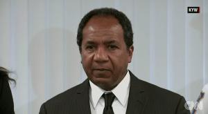 Dennis P. Williams, alcalde de Wilmington.