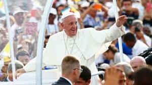 El papa Francisco visita tres ciudades de Estados Unidos del 22 al 24 de septiembre.