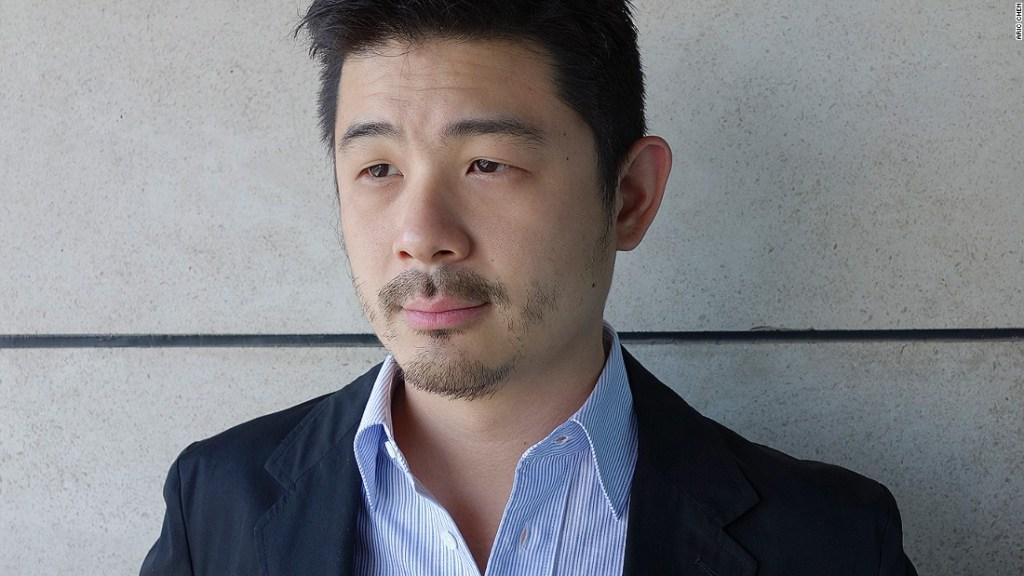 Aric Chen, curador de diseño y arquitectura del museo M+. (Crédito: Aric Chen)