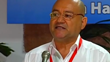 Carlos Antonio Lozada, delegado de las Farc