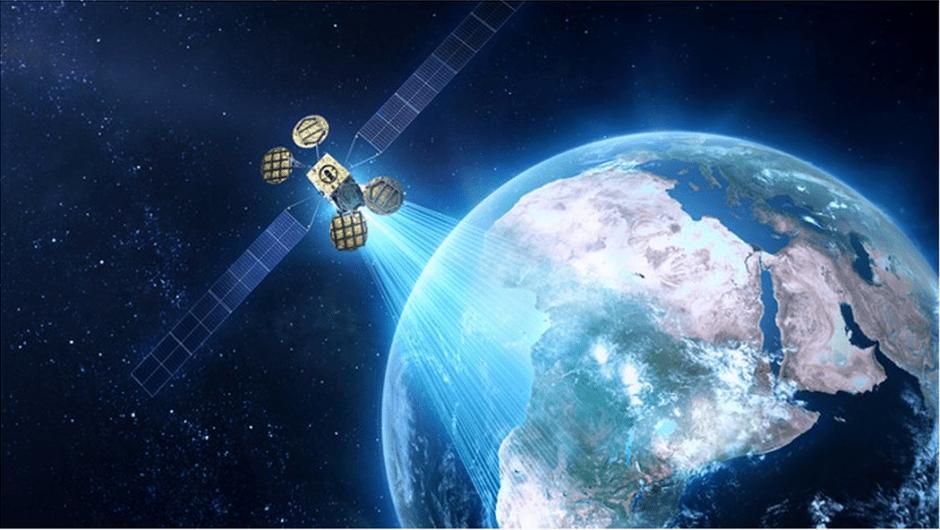 Facebook internet satelital África