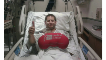 Pacientes de trasplantes, FAcebook Solución