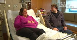 Holli Gorveatt aún está embarazada a pesar de haber dado a luz hace pocos días.