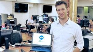 Jonathan Hefter, fundador y CEO de Neverware.