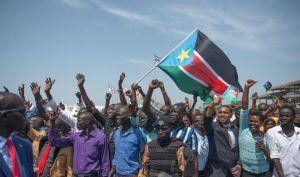 Sudán independencia