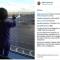 Darina Gromova child niña conmueve el mundo vuelo Egipto Sinaí