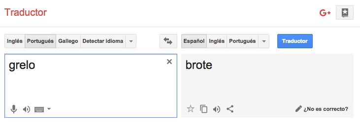 grelo portugues