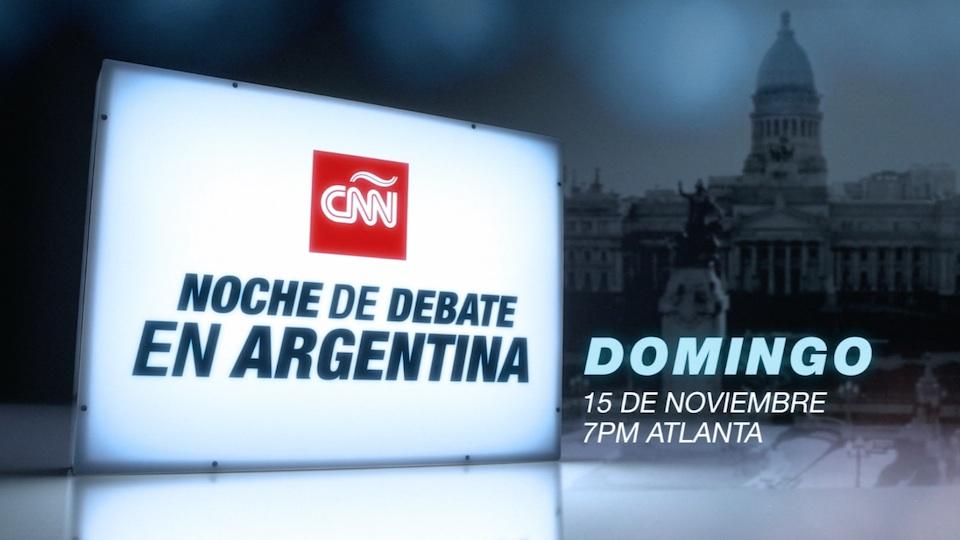 noche de debate fecha