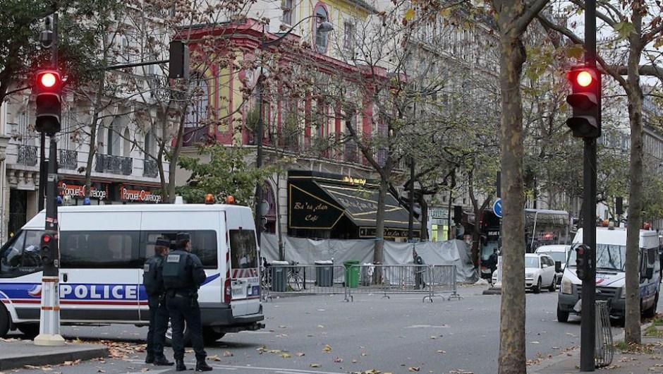Los investigadores encontraron el celular en uno de los lugares de los ataques. Crédito: JACQUES DEMARTHON/AFP/Getty Images
