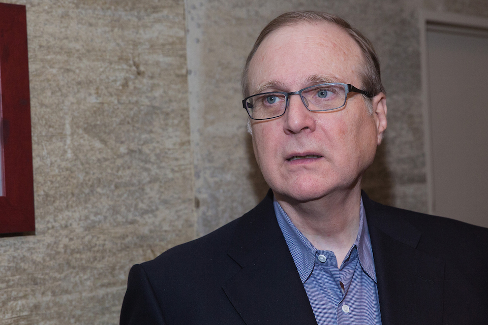 Paul Allen. (Crédito: Mat Hayward/Getty Images for 1st Family Foundation)