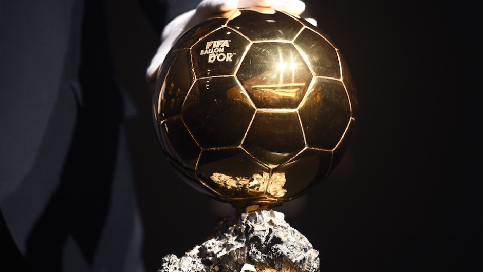Picture shows the 2015 FIFA Ballon dOr trophy ahead of the award ceremony at the Kongresshaus in Zurich on January 11, 2016. AFP PHOTO / OLIVIER MORIN / AFP / OLIVIER MORIN (Photo credit should read OLIVIER MORIN/AFP/Getty Images)