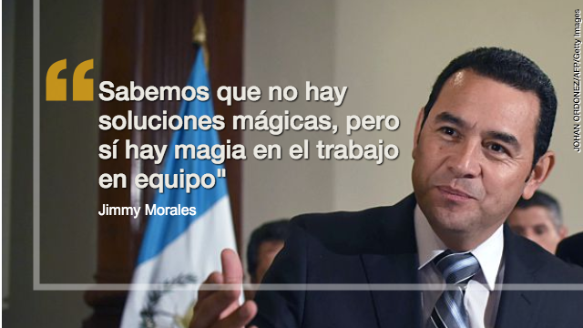 jimmy morales quote