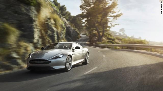 El Aston Martin DB9 es el predecesor del DB11
