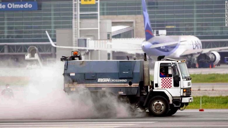 Aeropuerto de Guayaquil, Ecuador. Los pasajeros lo nombraron el mejor de América Latina.