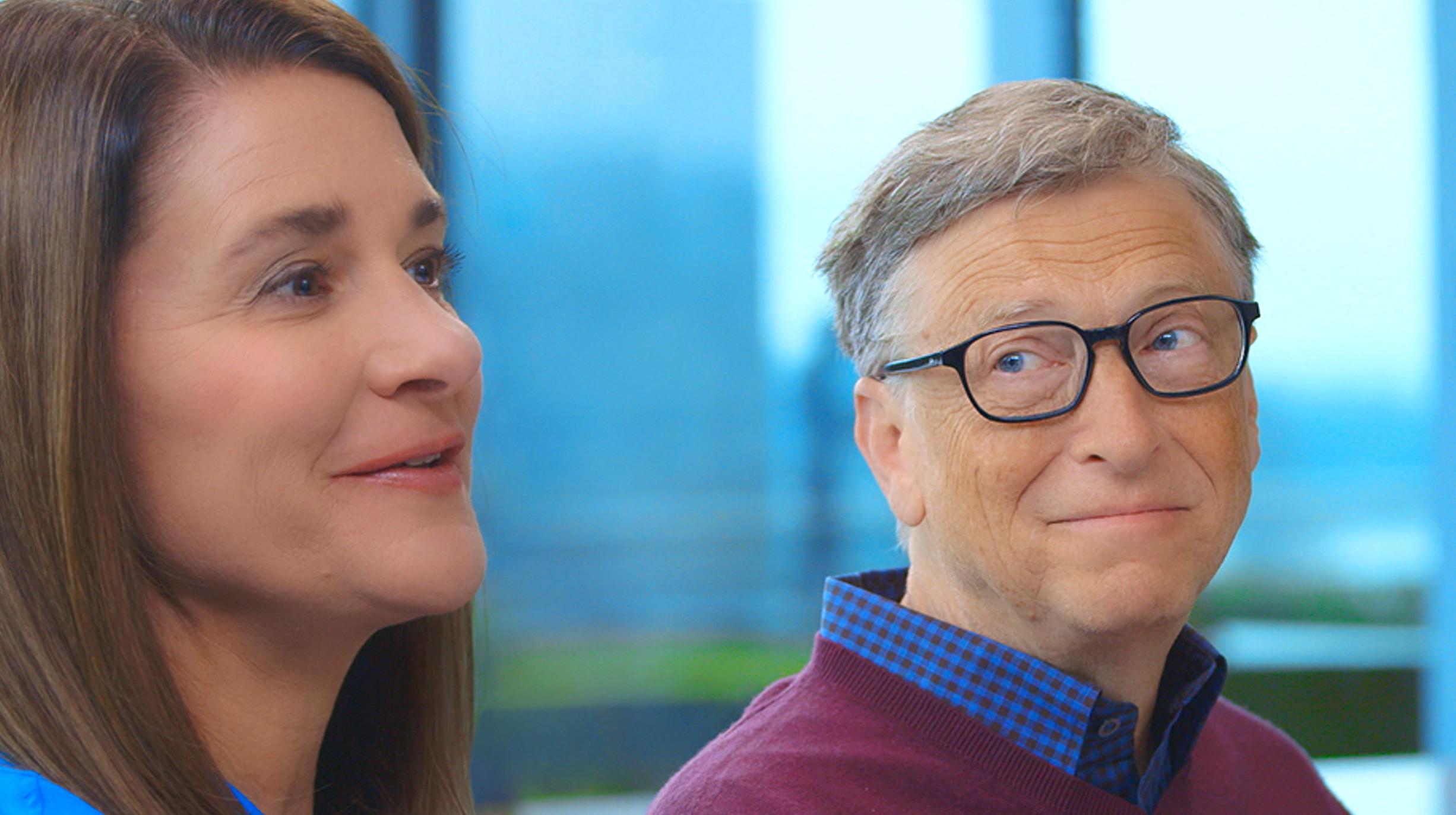 Bill Gates pasó una hora respondiendo preguntas en Reddit y dijo que casarse con Melinda fue la mejor decisión de su vida. Crédito: Fundación Gates