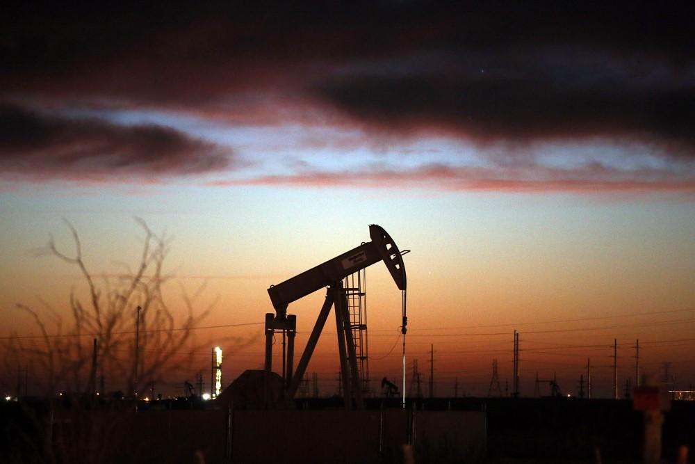 Estados Unidos tenían 300.000 pozos de extracción por fracturación hidráulica el año pasado, un aumento comparado con solo 23.000 en el 2000. (Crédito: Spencer Platt/Getty Images)