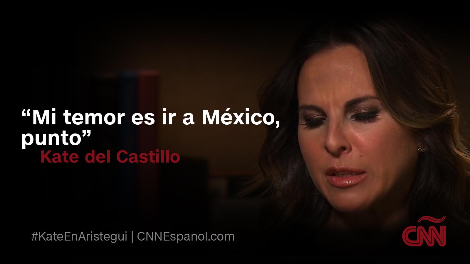 kate temor mexico