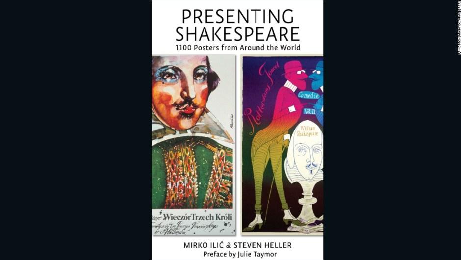 'Presenting Shakespeare' por Mirko Ilic y Steven Heller (Princeton Architectural Press) está a la venta.