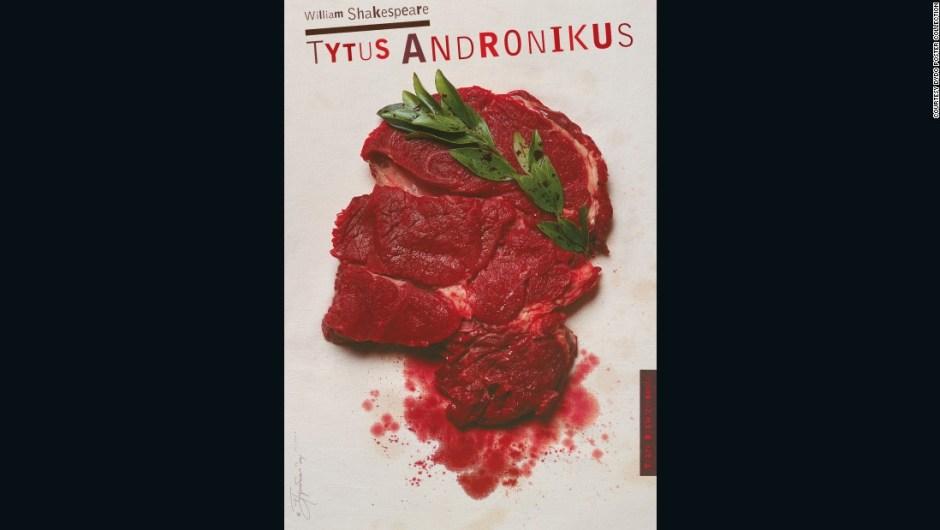 Titus Andronicus (Polonia) – Teatr Rekwizytornia, 2006. Diseñador: Tomasz Boguslawski